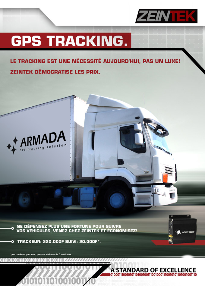 Armada GPS Tracking
